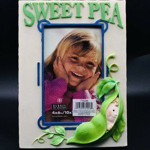 Burns of Boston Sweet Pea Picture Frame
